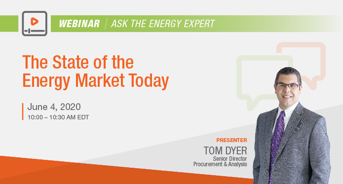 Ask the Energy Expert Webinar