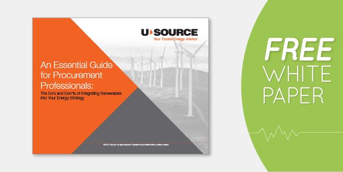 White Paper Integrating Renewable Energy